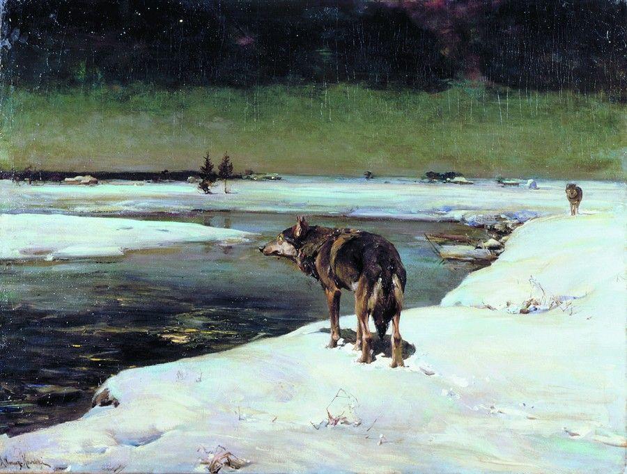 Alfred Wierusz Kowalski