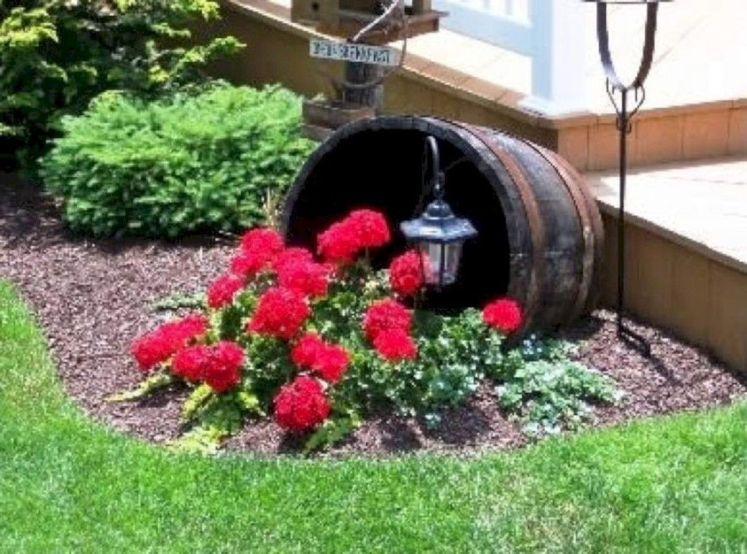 61 Awesome Gardening Ideas On Low Budget Front Yard Garden Yard Ideas Front Yard Landscaping
