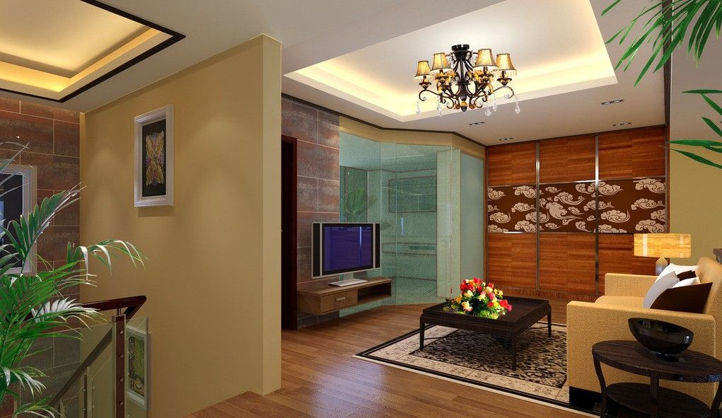 Living Room  Tv Feature Wall Mirror  Interior Design Amazing Design Lights For Living Room Inspiration Design