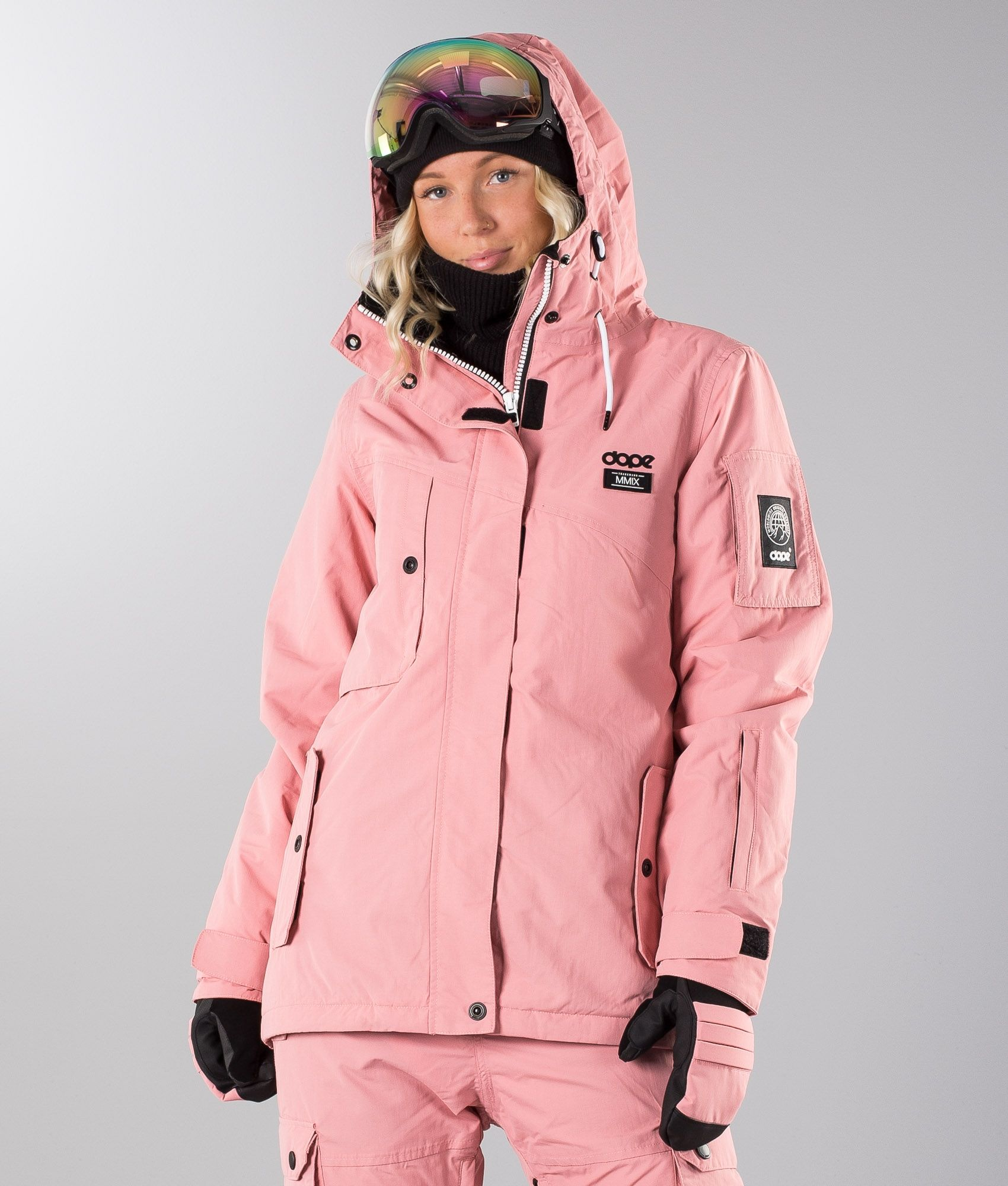 Buy Adept W Ski Jacket from Dope at Ridestore.com - Always free shipping affa4185f