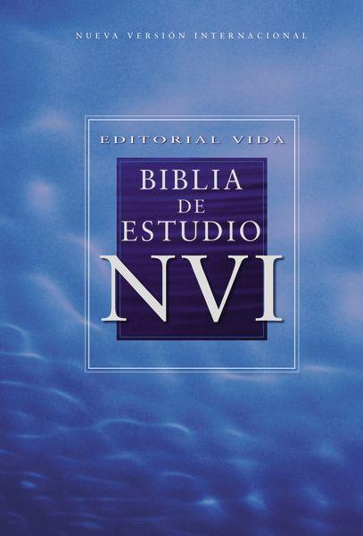 Biblia De Estudio Nvi Editorial Vida Con Imagenes Libros De
