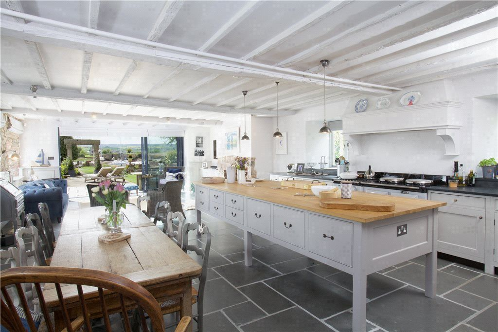 Ferry Road Exeter House For Sale With Strutt Parker