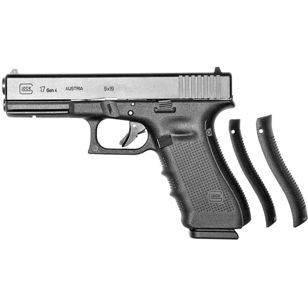 Handguns 9mm Glock
