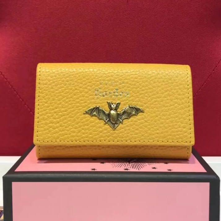 40e7444131b1 Gucci Garden Bat Key Holder 100% Authentic 80% Off | Authentic Gucci  Handbags