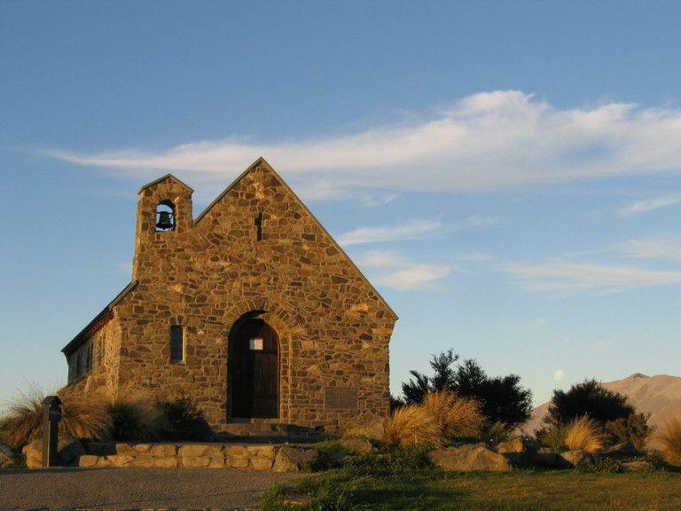 New Zealand Mosque Wikipedia: Church Of Good Shepherd, New Zealand