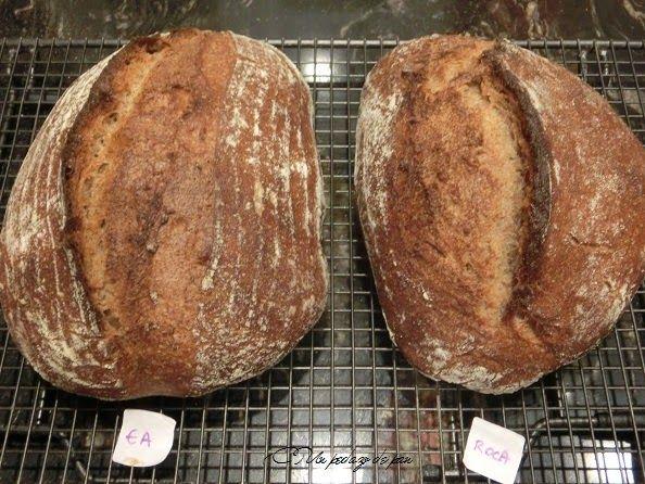 Receta pan de espelta| Un pedazo de Pan