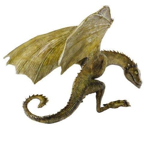 Game of Thrones Drogon Baby Dragon 4 Resin Statue