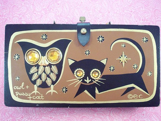 Enid Collins Owl and Pussycat