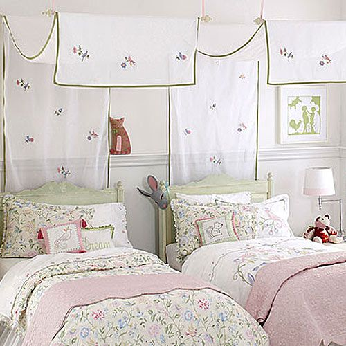 Princess Canopy and Nursery Kid Bedding Sets in Bedding : Bedding ...