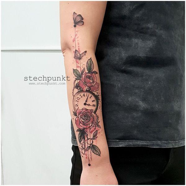 Tattoostudio Stechpunkt Wilkau-Haßlau | PORTFOLIO