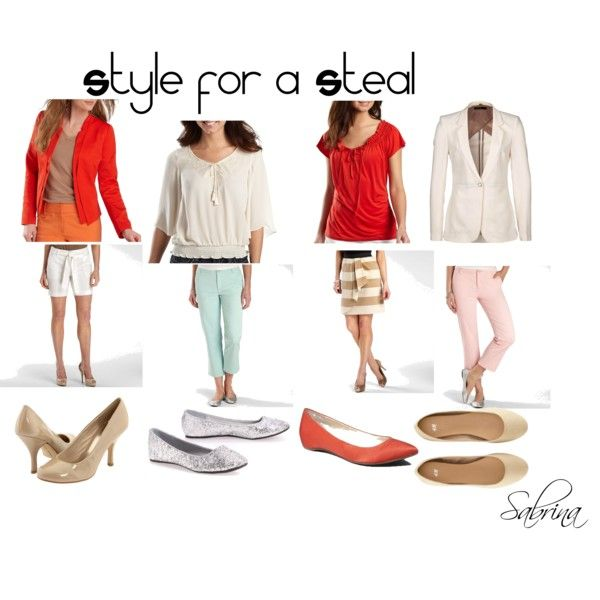 Style for a Steal, everything is less than 50.
