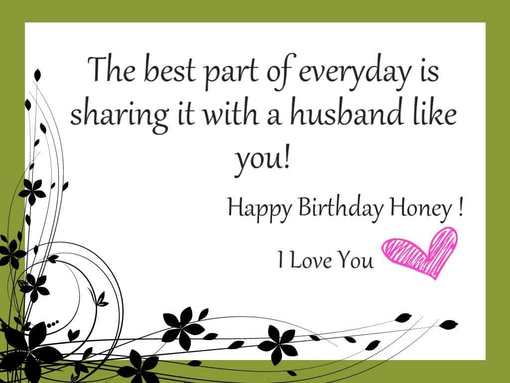 Funny Birthday Sayings For A Husband : Happy birthday husband wishes messages images quotes