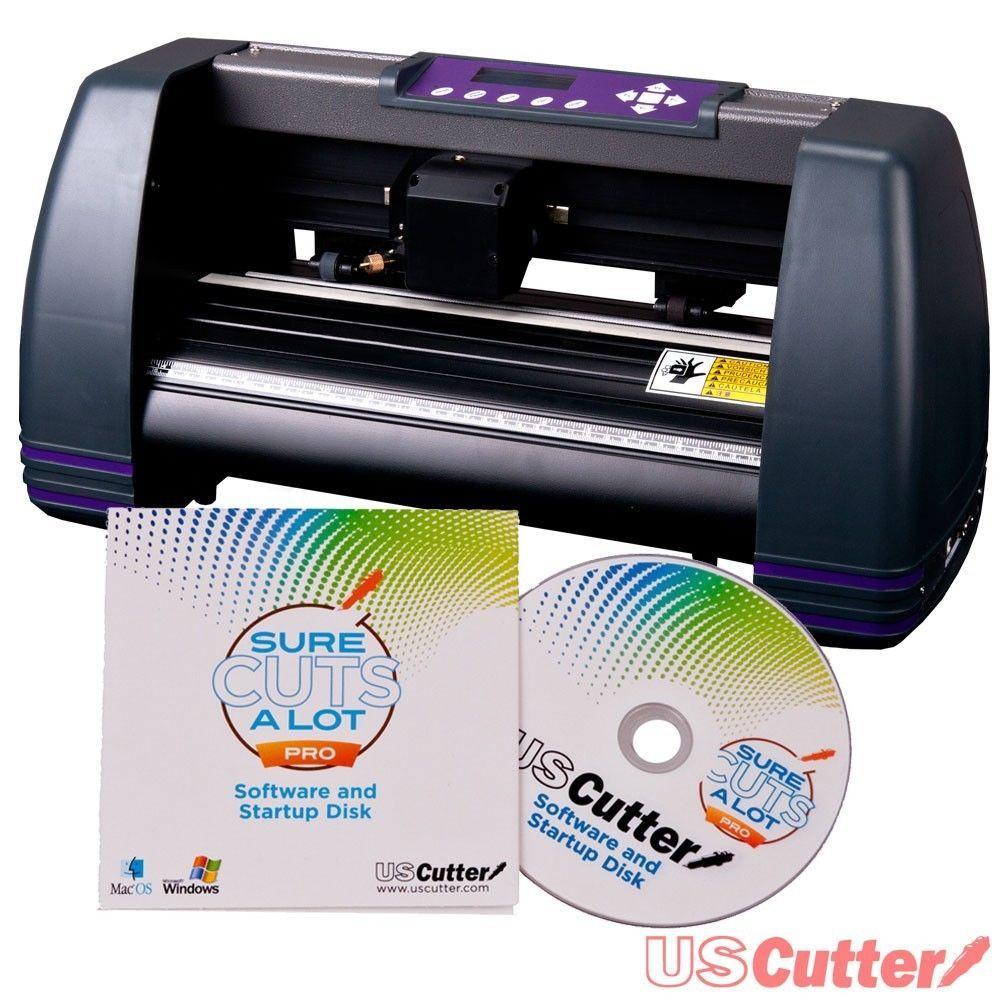 New 14 Quot Uscutter Vinyl Cutter Cutting Plotter Desktop