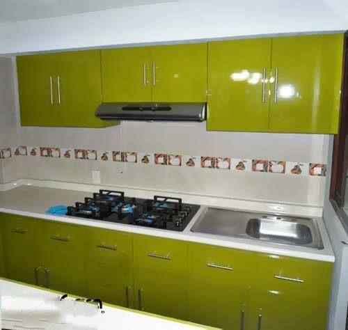 Paquetes y escuadras de cocinas econ micas cocinas en for Decoracion cocinas pequenas economicas