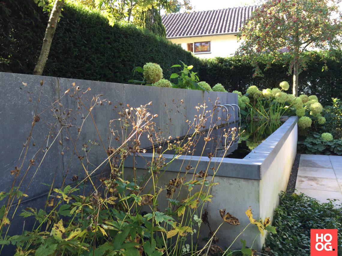 Groenseizoen tuinen ontwerpstudio moderne kleine tuinen hoog