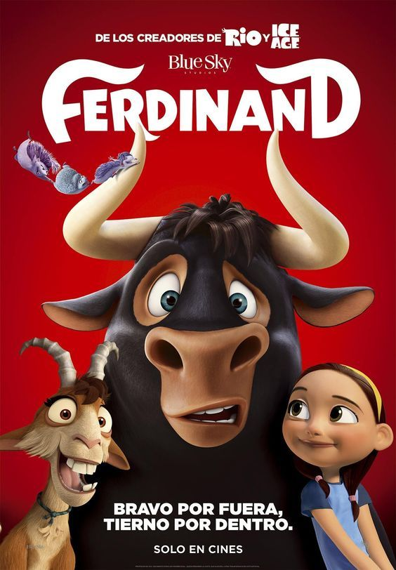 Ferdinand The Bull English 4 Movie In Tamil Free Download