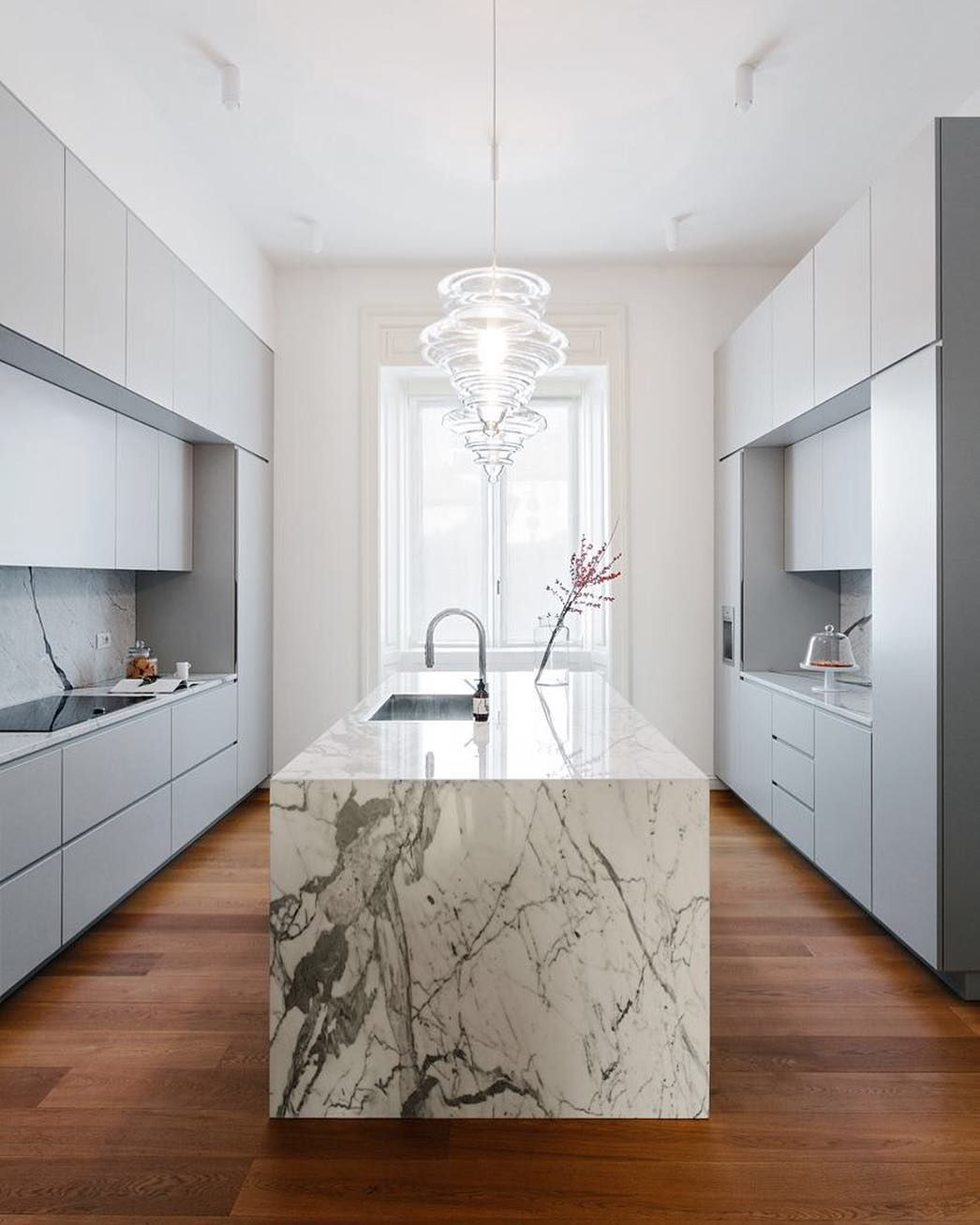 APARTMENT P By @nomadearchitettura Featuring An Elegant