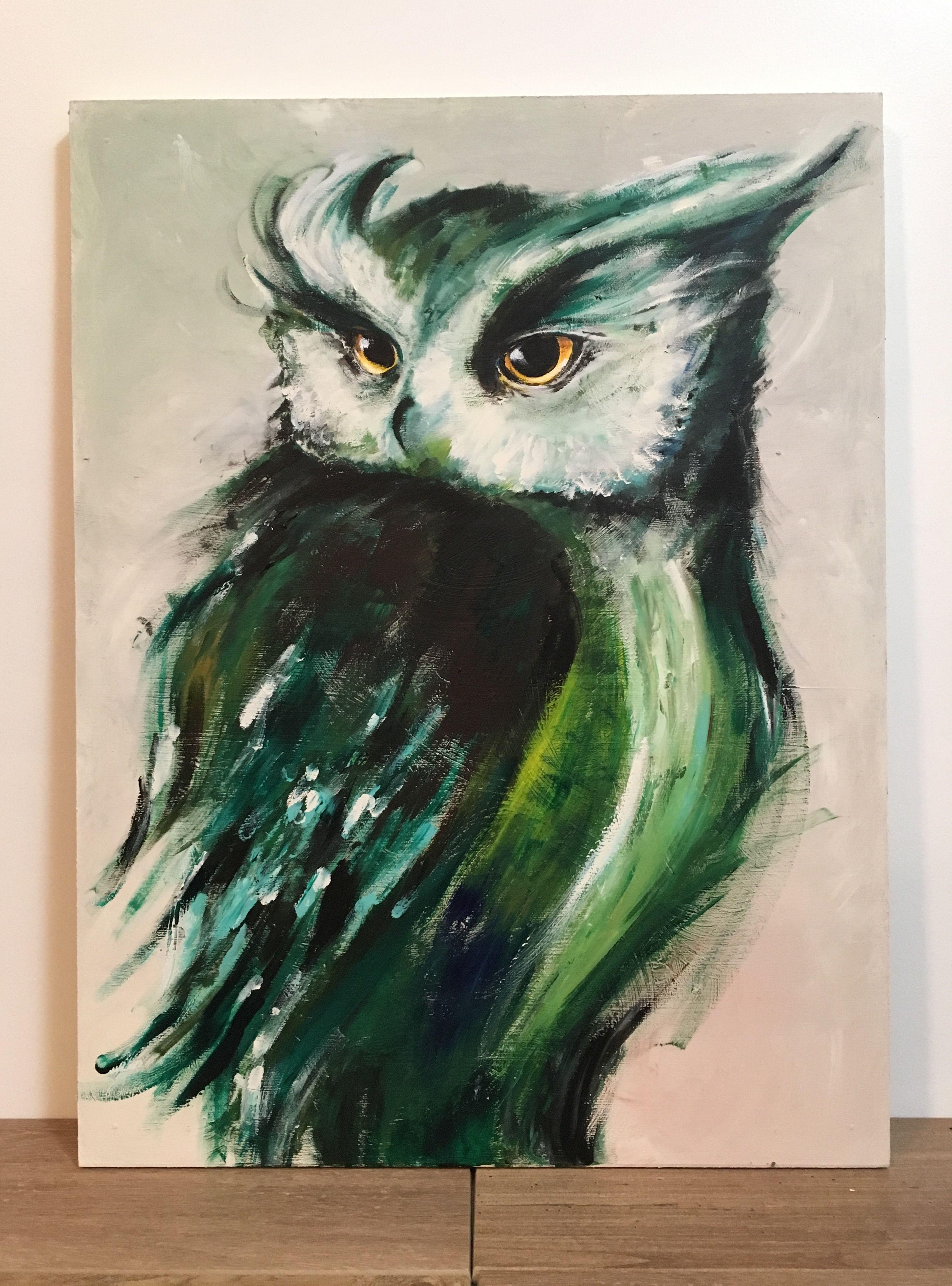Zxddzl Diy Malerei Tier Wolf Acrylmalerei 11 40 50cm Amazon De