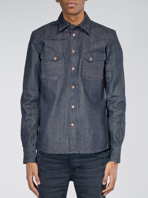 65cc20967c Jonis Dry Selvage Denim - Nudie Jeans Online Shop