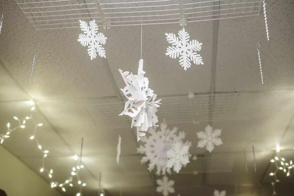 Hang Snowflakes Make Your Own Or Purchase Them From The Ceiling For Extra Operationarctic Fun Vbs2017