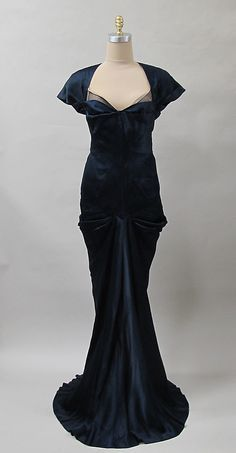 Vintage 1940s Ball Gowns