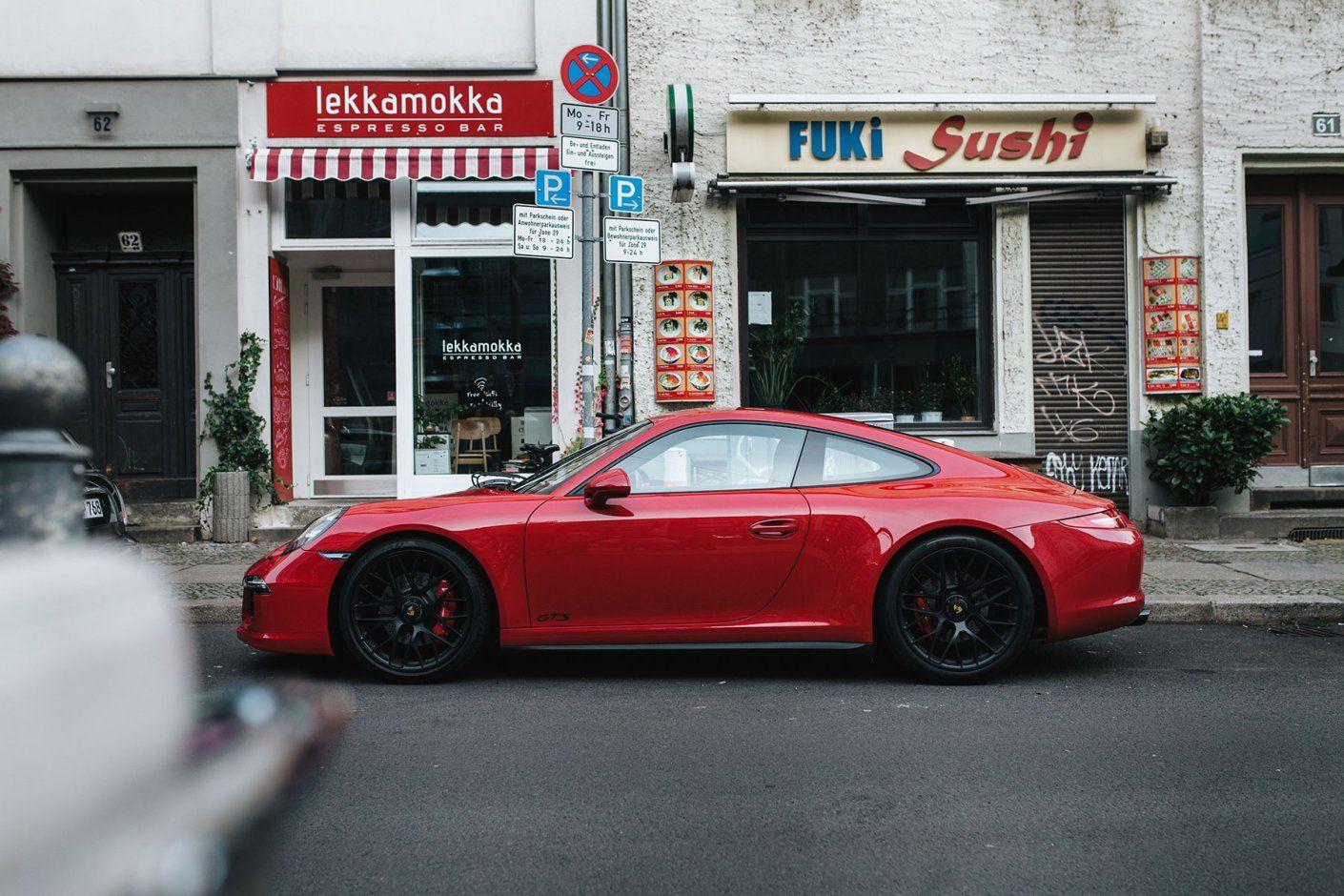 Porsche 991 GTS
