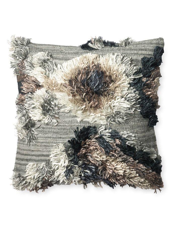 Shag Pillow From Boho Decorative Pillows Shades Of Gray Amazing Shaggy Decorative Pillows