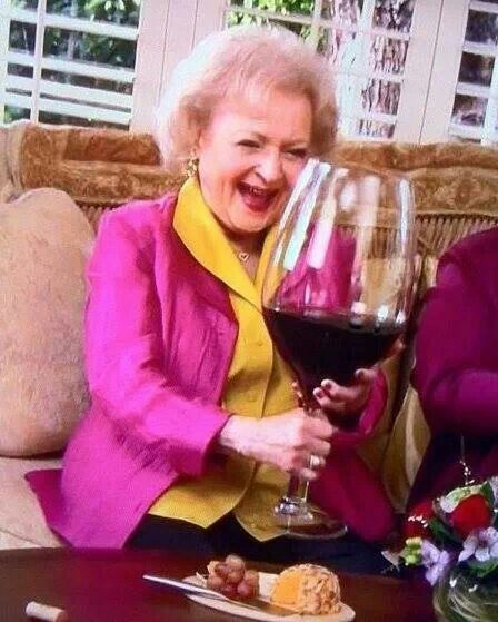 My doctor say I should one glass of red wine a day…