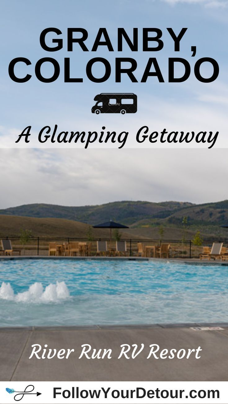 A Glamping Getaway in Granby, Colorado - Follow Your Detour