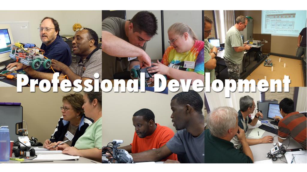 ROBOTC Professional Development training courses! We have separate ...