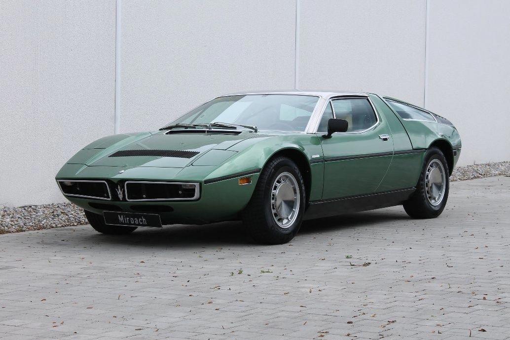 1973 Maserati Bora - 4.9 | Classic Driver Market # ...