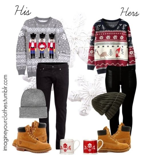 nu'est couple | Tumblr | Christmas couple pictures | Pinterest ...