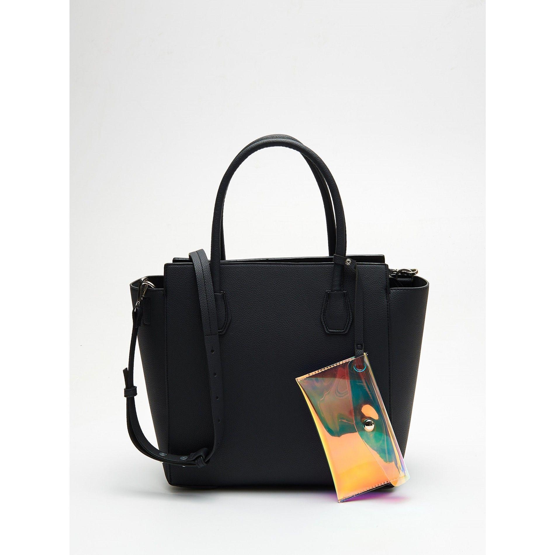 839a993727fd2 Torba shopper z etui, CROPP | WishList | Bags, Fashion i Tops