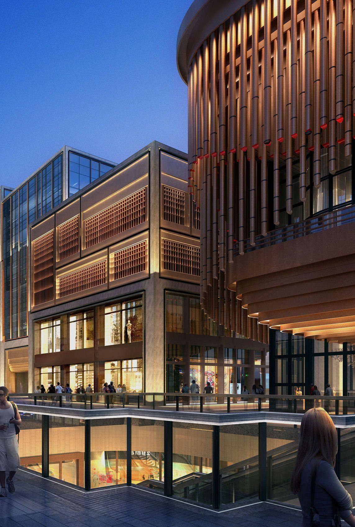 Shanghai Bund Financial Centre Arts & Cultural Centre building by ...