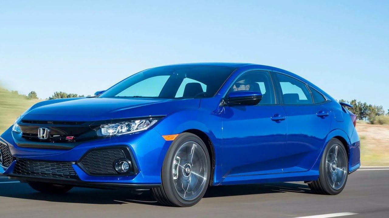 Pin by CarReview PriceNews on WOWW!! Honda Civic Si 2018
