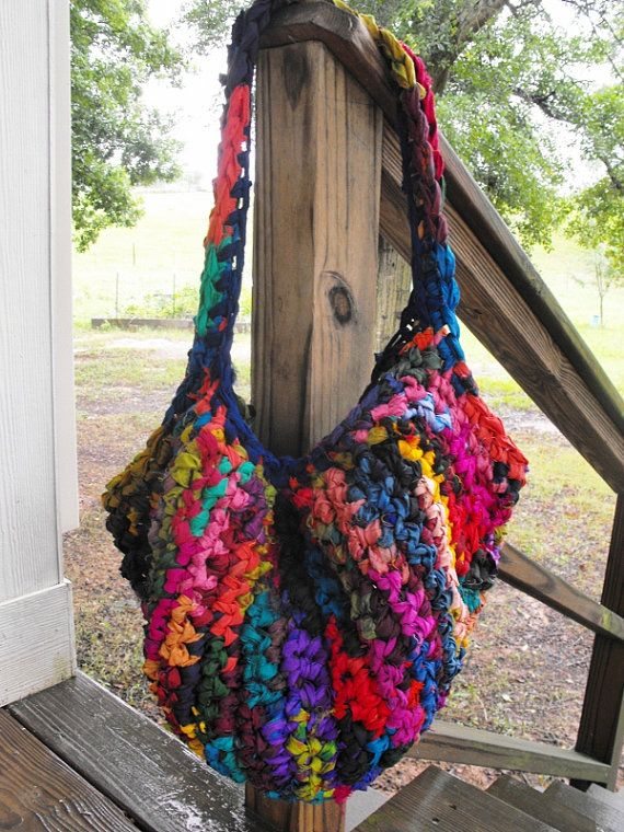 Best Beach Bag EVER, Recycled Silk Luxury Tote, Purse, Easy Breezy ...