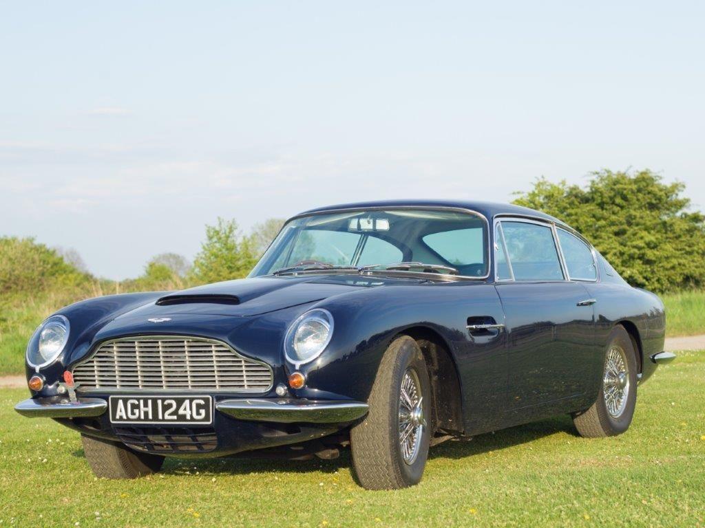 1969 Aston Martin Db6 Vantage Mki Anglia Car Auctions Aston Martin Db6 Aston Martin Aston