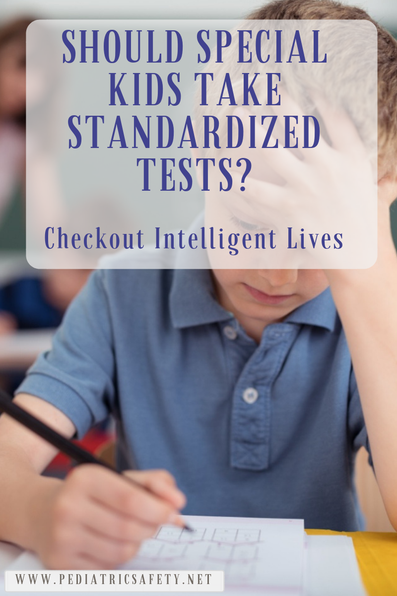 Psychological Testing For Your Child >> Should Special Kids Take Standardized Tests Intelligent Lives
