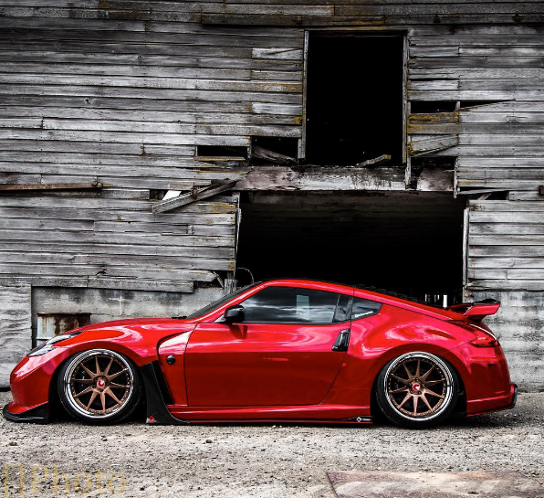 Comment if you'd get behind the wheel of this Nissan #370Z!