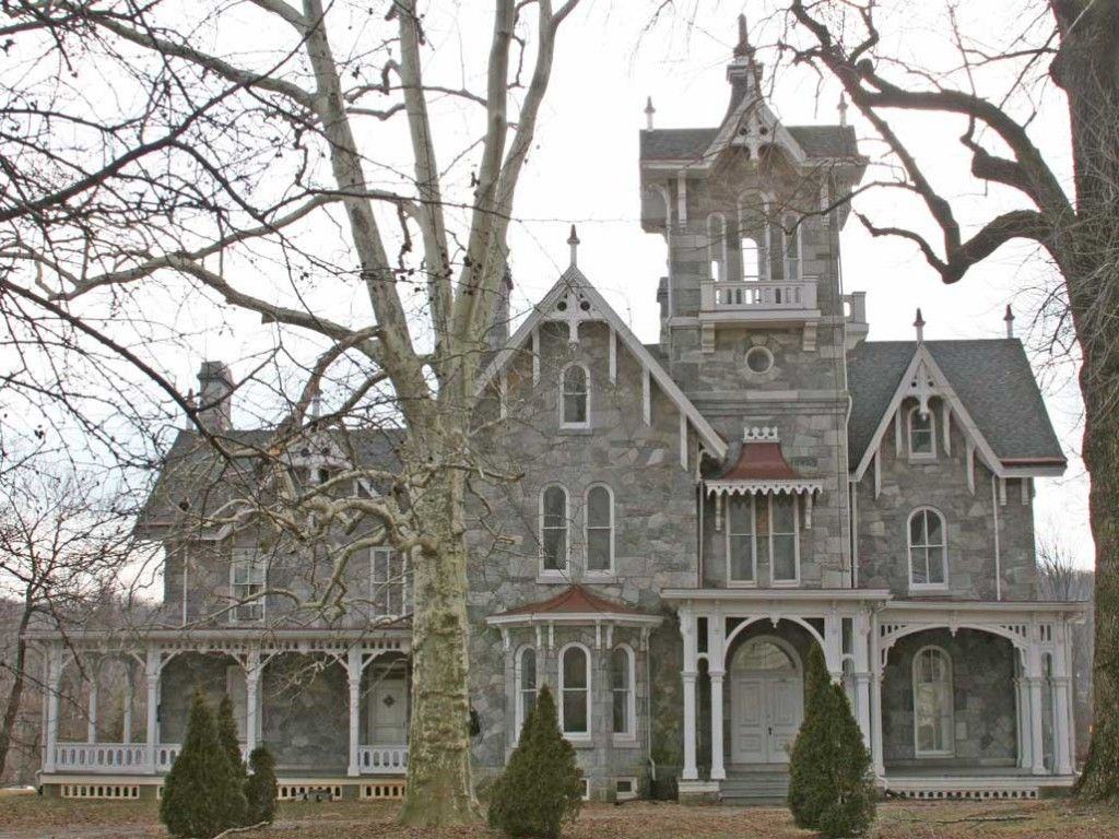 loch aerie aka glen loch aka lockwood mansion was built in 1865 by