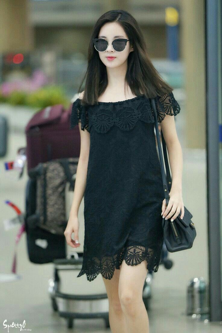 Seohyun##Airport. Fashion#love.seobaby#girls generation ...