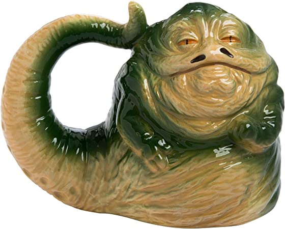 Jabba The Hutt And Throne Deluxe Sixth Scale Figure Jabba The Hutt The Hutt Star Wars Artwork