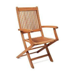 Merxx Garten Klappsessel Rio Aus Fsc Holz 2er Set Gartenstuhle Sessel Balkonstuhle