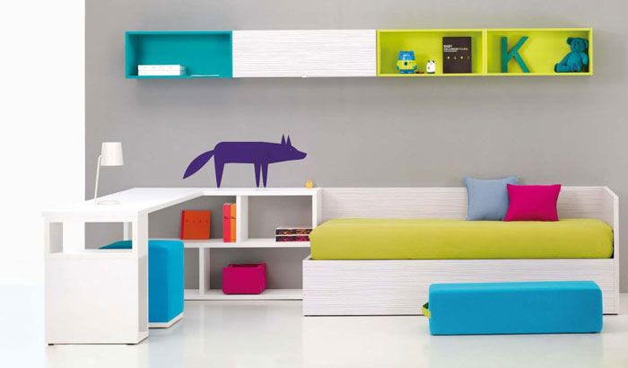 Great New Bright Baby And Kids Furniture From BM2000