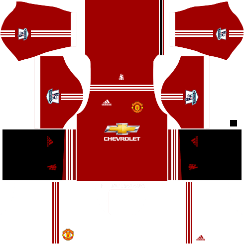 Dream League Soccer Kits Dortmund Kit Logo 512x512 Url 2017 2018 Manchester United Home Kit Soccer Kits Manchester United Third Kit