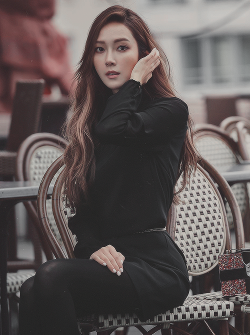 Jessica Jung ✖ Marie Claire