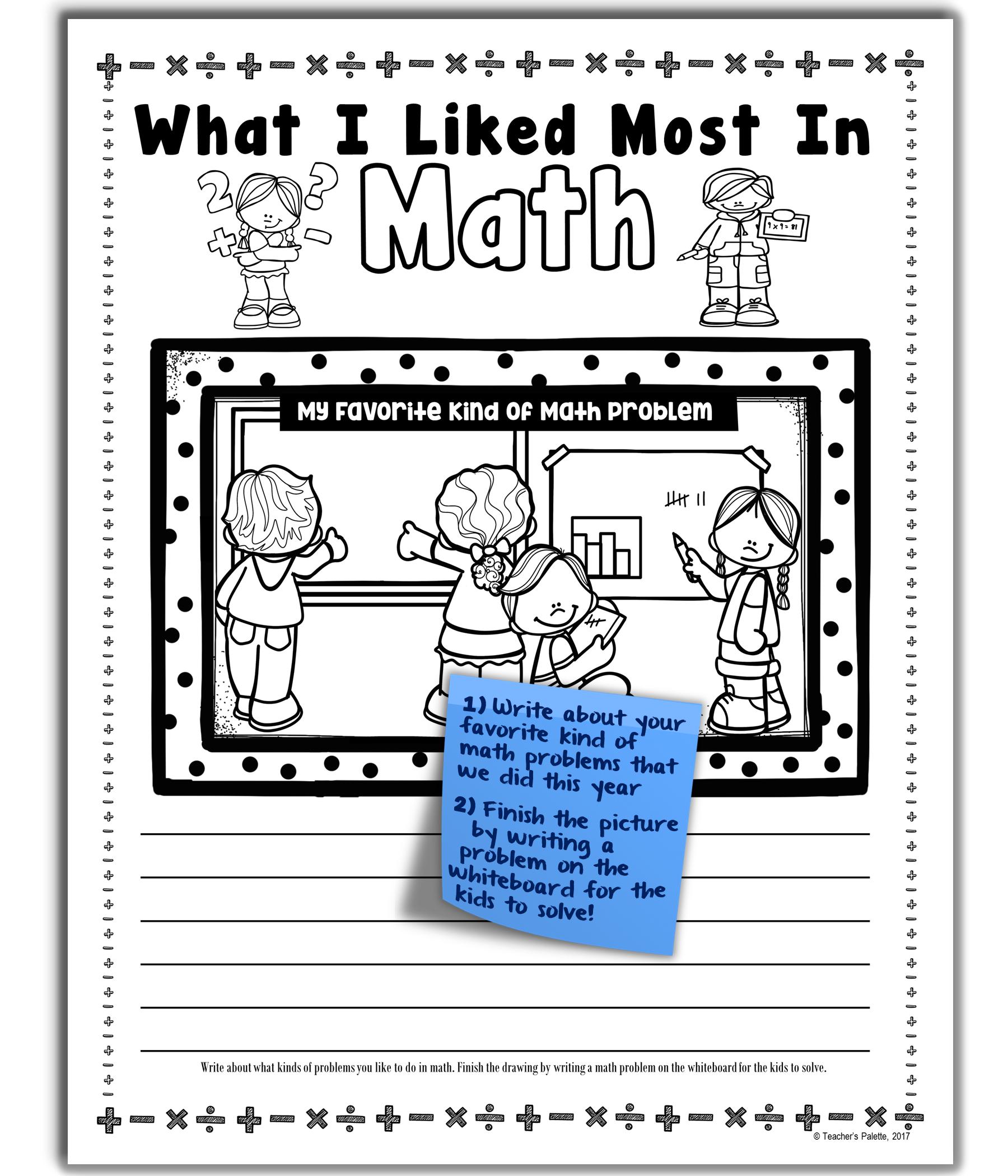 Charming Kindergarten Worksheets Maths Kids Explore The Numbers ...