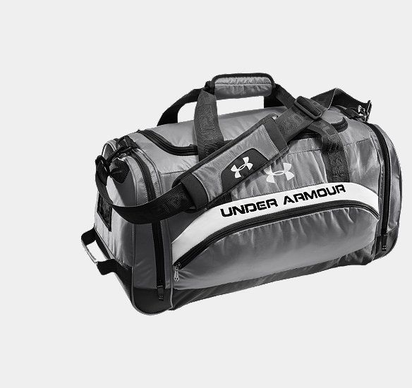 579e2a13bad PTH® Victory Medium Team Duffel Bag   Under Armour US   Products I ...