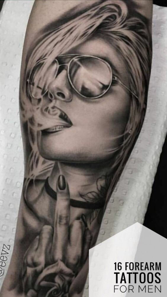 Photo of 16 Coolest Forearm Tattoos For Men