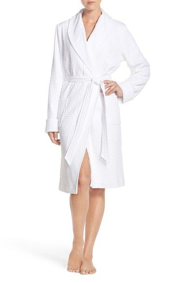 Nordstrom Lingerie Terry Cotton Robe available at  Nordstrom ... 7558d7dfd